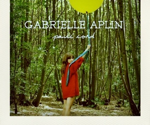 perfection, gabrielle aplin, and panic cord image