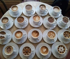 latte, latte art, and my life image