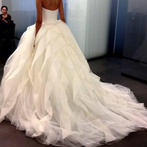 amazing, beautiful, and wedding dress image