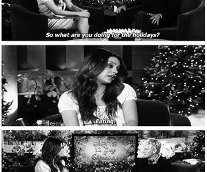 holiday, mila, and Mila Kunis image