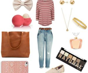 accessoires, girly, and dress image