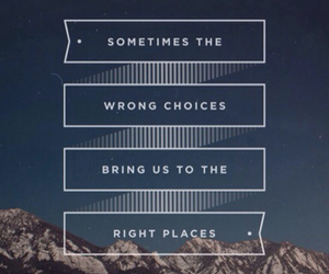 choices, path, and quotes image