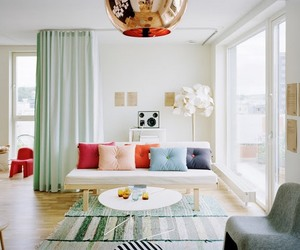colorful and home image