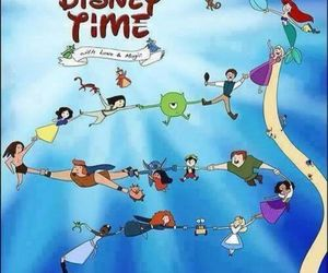 disney, movies, and adventure time image