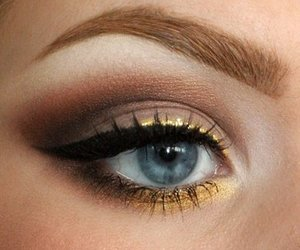 eye and make up image