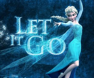 frozen, let it go, and idina menzel image