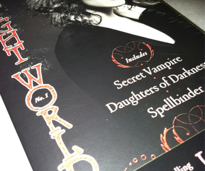 daughters of darkness, lj, and smith image