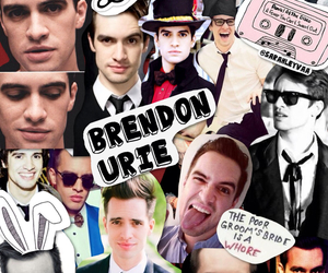 at, boy, and brendon image