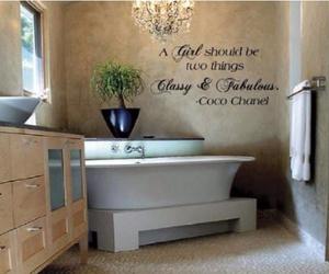bathroom, light, and platform image