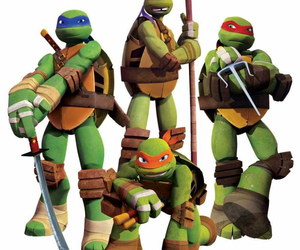 tmnt, donatello, and Leonardo image