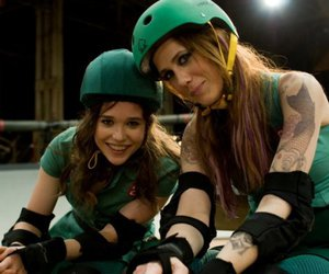 bliss, ellen page, and roller blade image