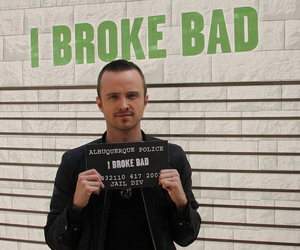 breaking bad, aaron paul, and jesse pinkman image