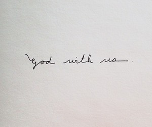 always, caligraphy, and faith image