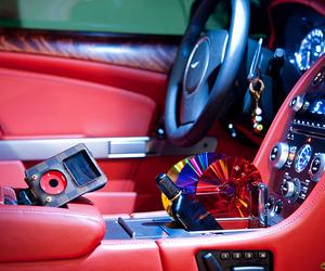 car, cd, and ipod image
