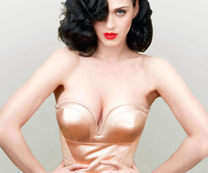 Annie Leibovitz and katy perry image