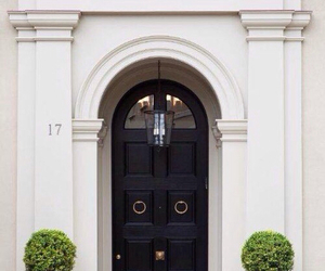 luxury, house, and door image