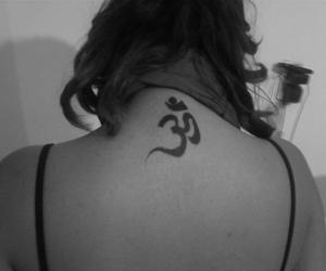 earth, om, and tatto image