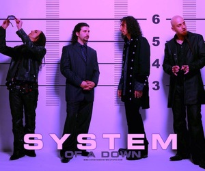 system of a down and band image