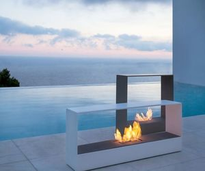 design, fireplace, and house image
