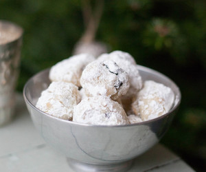 almond, cherry, and Cookies image