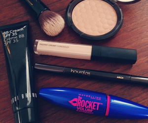 fashion, make up, and maybelline new york image