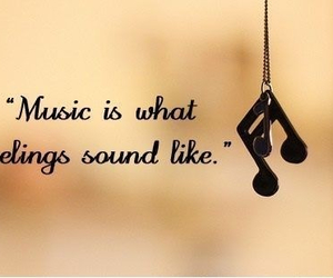 music, feelings, and sound image