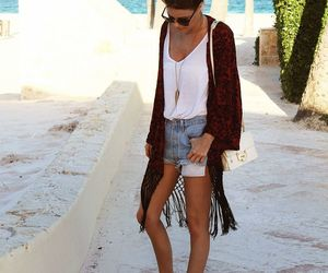 summer, fashion, and outfit image
