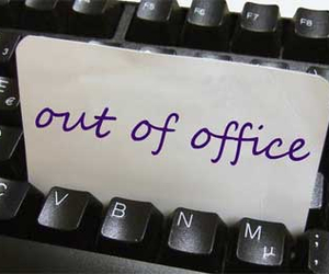 out of office image