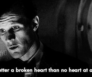 doctor who, quote, and matt smith image