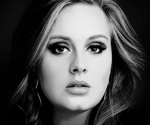 Adele and hair image
