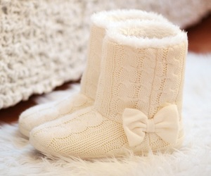 cute, boots, and shoes image