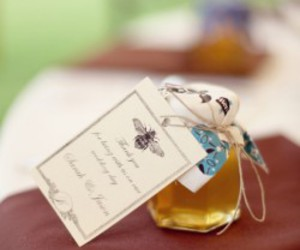 favor, honey, and reception image