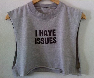 fashion, issues, and shirt image