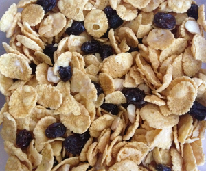 almond, cereal, and snack image