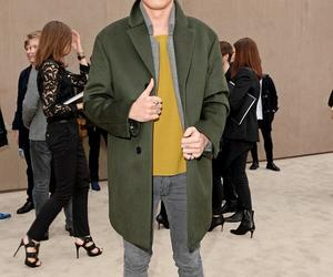 Jamie Campbell Bower, Burberry, and the mortal instruments image