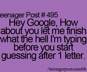 teenager post, post, and quote image