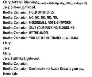 funny, harry potter, and jace image