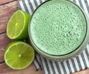 green, lemon, and summer image