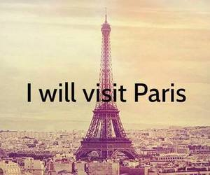 paris and visit image
