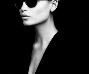 model, beautiful, and style image