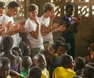 one direction, ghana, and africa image