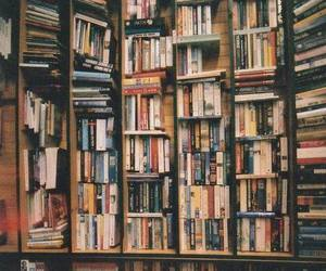 books, library, and passion image