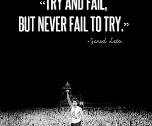 black and white, motivation, and jared leto image