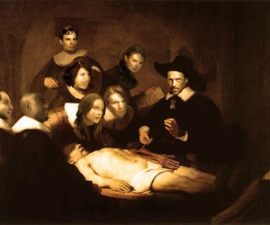 Rembrandt, art, and painting image