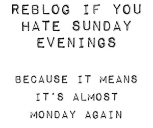 monday, reblog, and text image