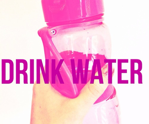 water, healthy, and drink image