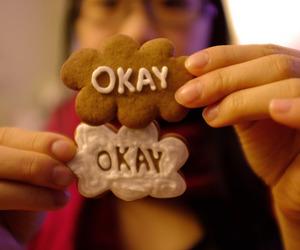 okay, Cookies, and okay? image