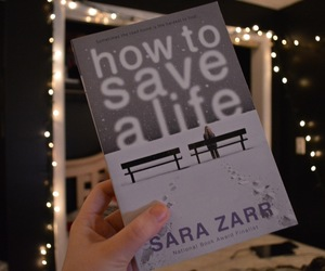 book and how to save a life image