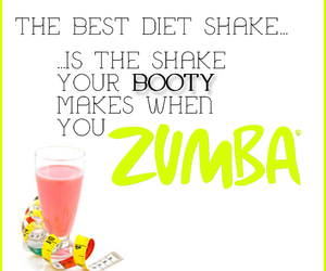 exercise, fitness, and zumba image