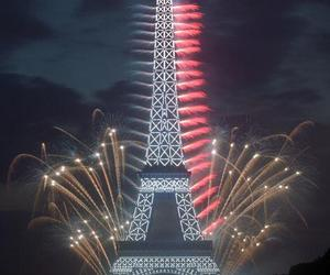 awesome, france, and night image